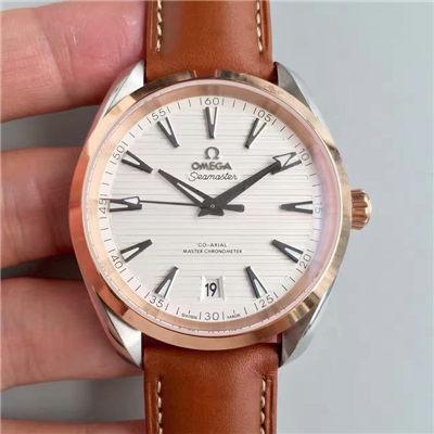 【XF厂一比一超A高仿手表】欧米茄海马系列220.22.41.21.02.001腕表价格报价