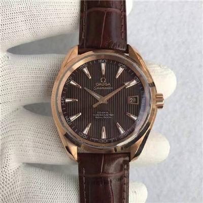 【KW一比一超A高仿手表】欧米茄海马系列231.53.42.21.06.001腕表