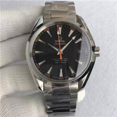 【KW厂一比一超A高仿】欧米茄海马系列231.12.42.21.01.002 男士机械手表 《钢带款》