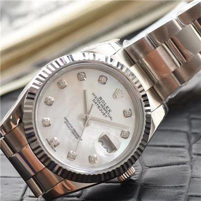 【N厂1:1超A高仿手表】劳力士日志型系列M126334-0020腕表