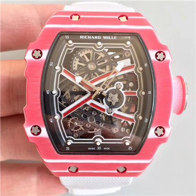 【RM一比一超A高仿手表】里查德米尔RICHARD MILLE男士系列RM 67-02 Mutaz Essa Barshim腕表