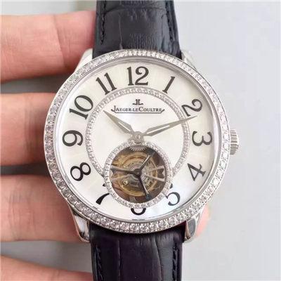 【TF厂顶级超A高仿手表】积家约会系列Q3413408陀飞轮腕表价格报价