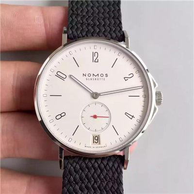 【OS厂一比一顶级复刻手表】NOMOS(诺莫斯)Ahoi系列 550/551/552/553首款潜水表搭配尼龙带腕表价格报价