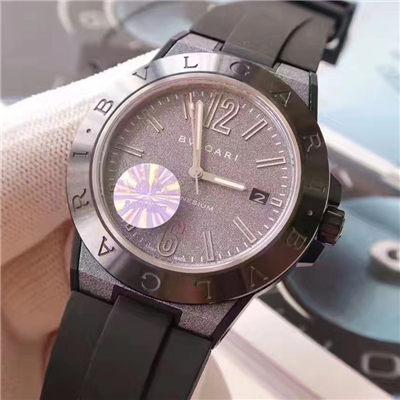 【GF厂一比一超A精仿手表】宝格丽DIAGONO系列102307 DG41C14SMCVD腕表价格报价
