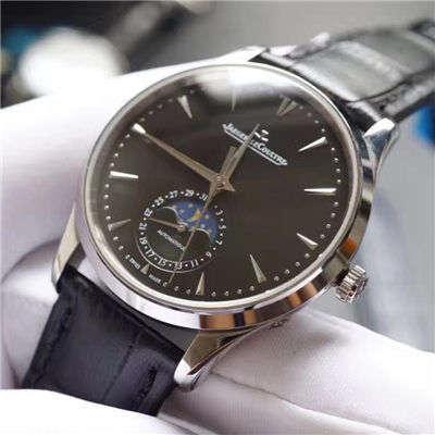 【VF厂一比一超A高仿手表】积家超薄月相大师系列腕表系列1368470 腕表价格报价