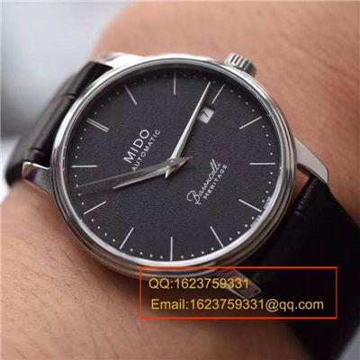 【FK厂一比一精仿手表】美度贝伦赛丽系列M027.407.16.050.00腕表