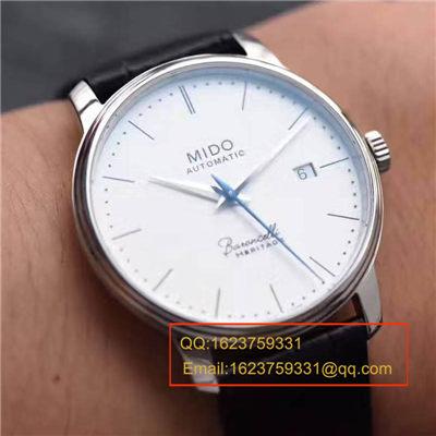 【FK厂一比一超A高仿手表】美度贝伦赛丽系列M027.407.16.010.00腕表