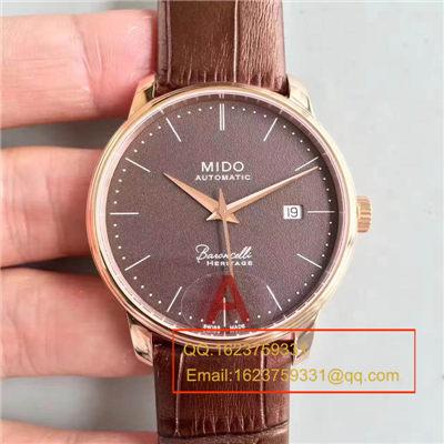 【FK一比一顶级复刻手表】美度贝伦赛丽系列M027.407.36.080.00腕表