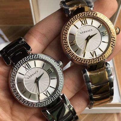 【香港原单 支持专柜验货】New!Original Versace,范思哲VNC系列石英女表