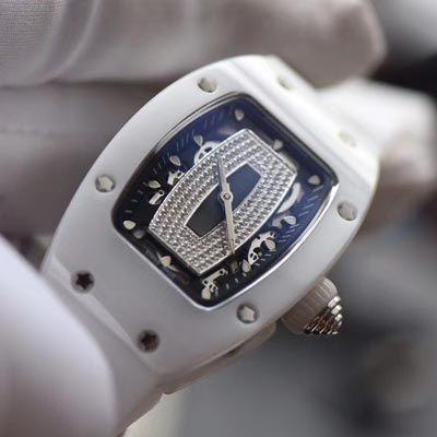 理查德.米勒 限量RM07-1女士机械腕表