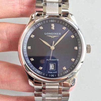 【MKS厂顶级复刻手表】浪琴MASTER COLLECTION名匠系列 L2.628.4.97.6腕表