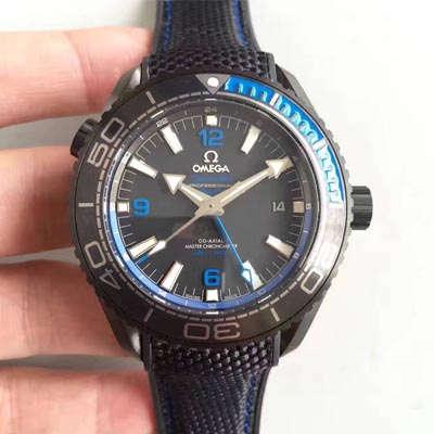【JH1:1顶级复刻手表】欧米茄海马系列215.92.46.22.01.002男表