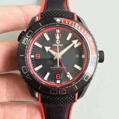 【JH一比一复刻手表】欧米茄海马系列215.92.46.22.01.003腕表