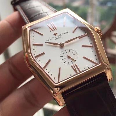 【W厂1:1复刻手表】江诗丹顿马耳他系列82130/000R-9755腕表