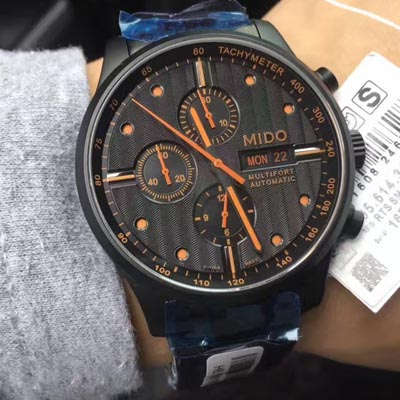 【V81:1超A高仿手表】美度舵手系列M005.614.36.051.22腕表