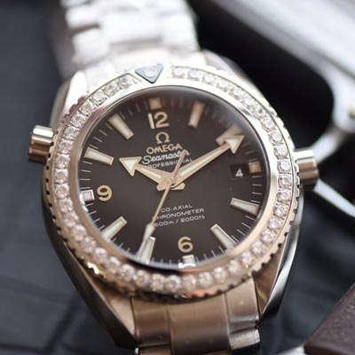 【KW一比一超A高仿手表】欧米茄海马海洋宇宙600米系列232.15.42.21.01.001腕表