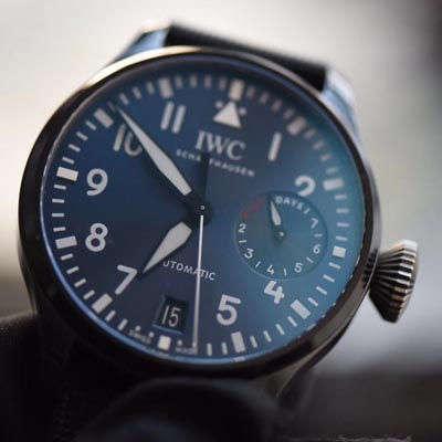 【YL一比一超A高仿手表】万国大型飞行员陶瓷款系列IW502003腕表