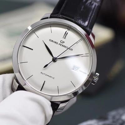 【FK一比一超A高仿手表】GP芝柏表1966系列49525-53-131-BK6A腕表