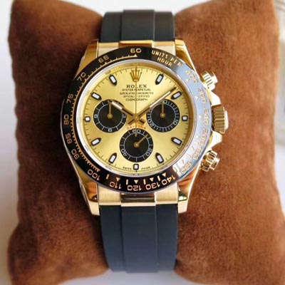 【AR一比一超A高仿手表】劳力士ROLEX宇宙计型迪通拿系列116518LN腕表