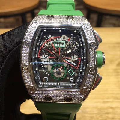 理查德米勒RM 11-01腕表