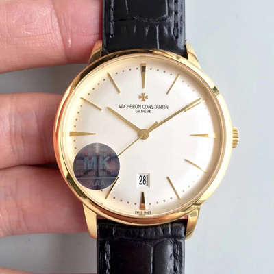 【MKS厂顶级复刻手表】江诗丹顿传承系列85180/000J-9231腕表
