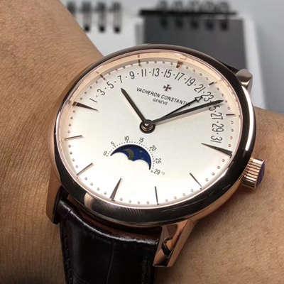 【GS一比一超A精仿手表】江诗丹顿传承系列4010U/000R-B329腕表