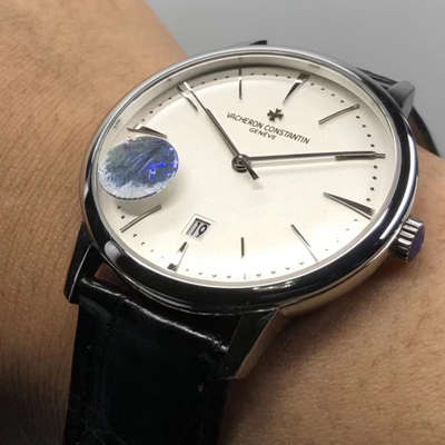 【MK一比一超A高仿手表】江诗丹顿传承系列85180/000G-9230腕表价格报价