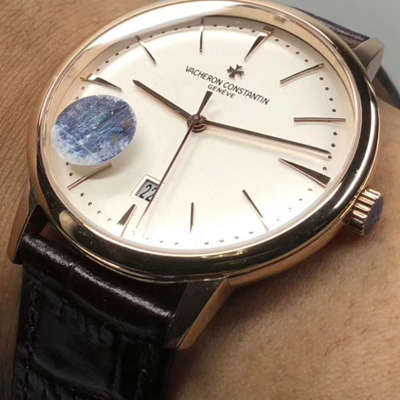 【MK一比一超A高仿手表】江诗丹顿传承系列85180/000R-9248腕表价格报价