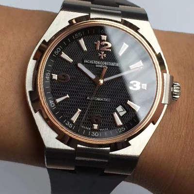 【JJ厂顶级复刻手表】江诗丹顿纵横四海系列47040男士腕表