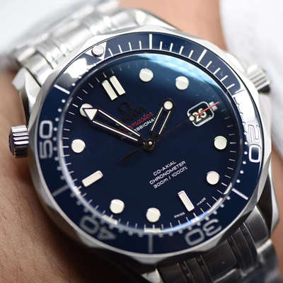 【MK厂一比一超A精仿手表】欧米茄海马系列海洋宇宙300米212.30.41.20.03.001腕表价格报价
