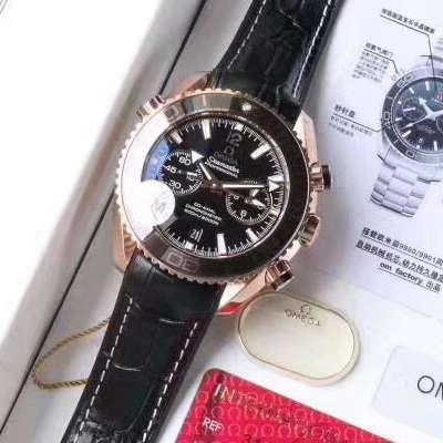 【OM超A1:1高仿手表】欧米茄海马海洋宇宙600米系列232.63.46.31.01.001腕表