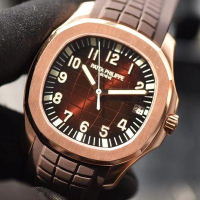 【PF一比一超A复刻手表】百达翡丽AQUANAUT系列5167R-001腕表《百达翡丽手雷》