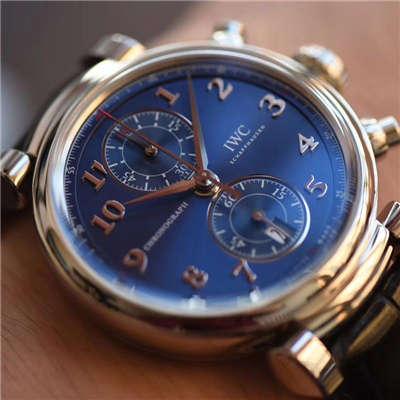 【YL一比一超A复刻高仿手表】万国表达文西系列IW393402腕表价格报价