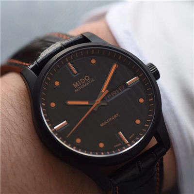 【V81:1超A高仿手表】美度舵手系列M005.430.36.051.22腕表