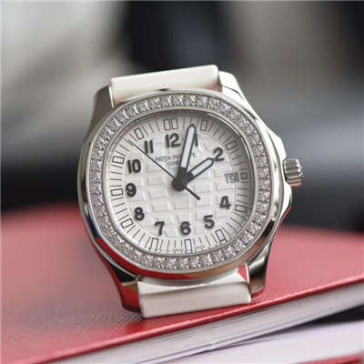 【BP一比一复刻手表】百达翡丽AQUANAUT系列5067A-024女表价格报价