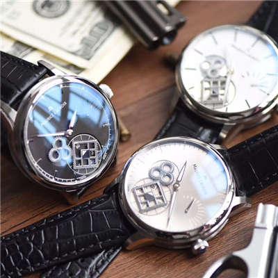 AM新品、最新艾美 方轮经典腕表 MP7158-SS001-301-1黑面、MP7158-SS001-101-1白面价格报价