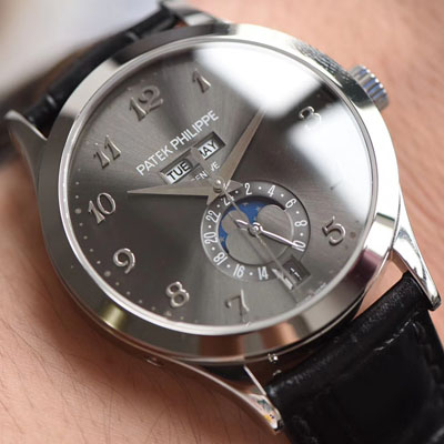 【台湾厂一比一精仿手表】百达翡丽复杂功能计时系列5396G-014腕表价格报价