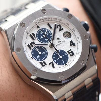 【JF厂超A高仿手表】爱彼皇家橡树离岸型系列