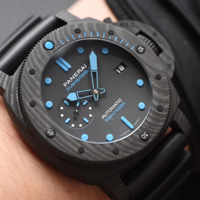 【VS厂顶级复刻手表】Panerai沛纳海SUBMERSIBLE 潜行系列PAM01616腕表
