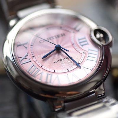 视频评测V6厂卡地亚蓝气球复刻手表各个尺寸价格报价