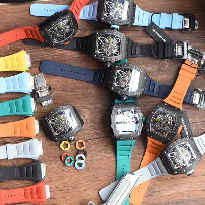【NT厂复刻RICHARD MILLE仿手表】理查德米勒男士系列RM 35-02腕表