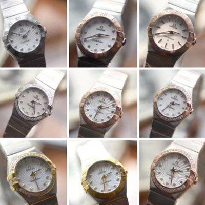 欧米茄星座系列123.10.27.60.57.001女士石英腕表(多色可选)【视频评测SSS厂顶级复刻手表】