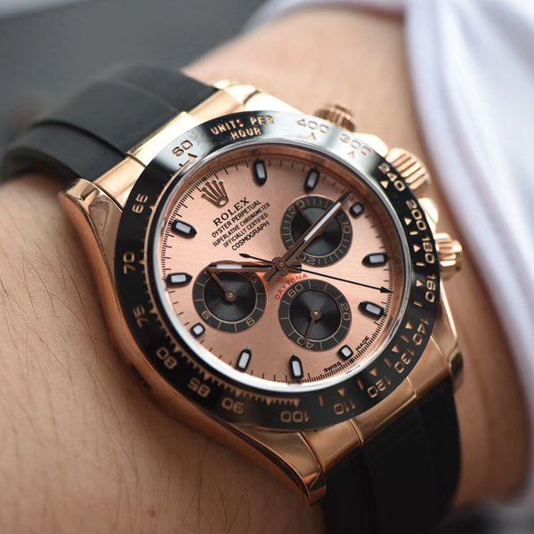 【N厂一比一超A高仿手表】劳力士宇宙计型迪通拿系列m116515ln-0013腕表《4130迪通拿》