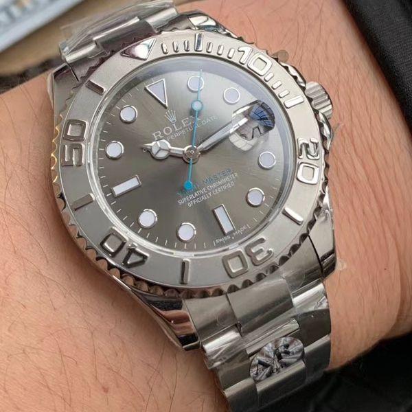 【AR一比一超A高仿手表】劳力士游艇名仕型系列268622腕表中性37毫米男女