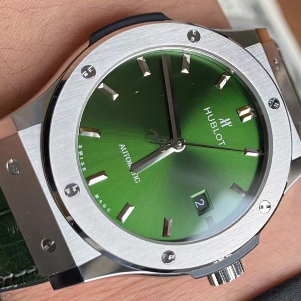 JJ厂宇舶经典融合系列542.NX.8970.LR顶级1比1复刻手表