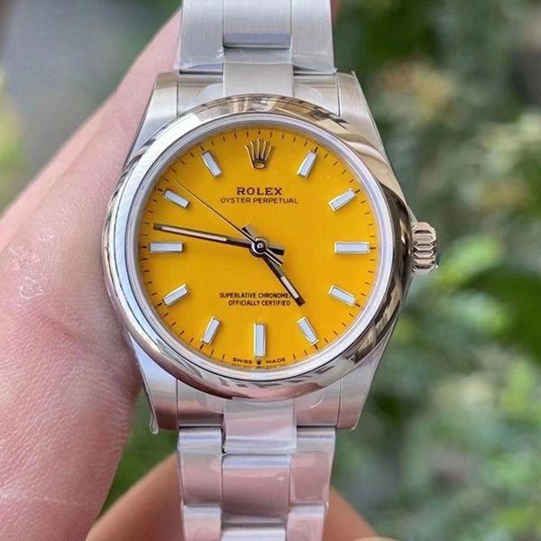 EW厂劳力士蚝式恒动型31系列m277200-0005,m277200-0004顶级复刻女士手表